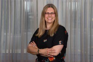 Photo of creator Lyn Calver